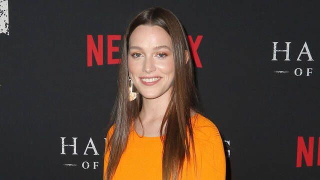 Victoria Pedretti de 'Hill House' se une a la segunda temporada de 'You'