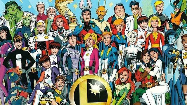 Brian Bendis adelanta un nuevo proyecto de la Legión de Superhéroes
