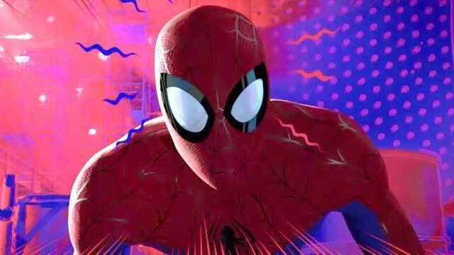 Querían una villana inquietante para 'Spider-Man: Into the Spider-Verse'