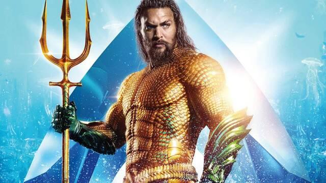 'Aquaman' se convierte en la película más taquillera del DCEU