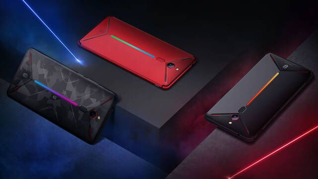 Nubia Red Magic Mars, el móvil para gamers por 399 dólares