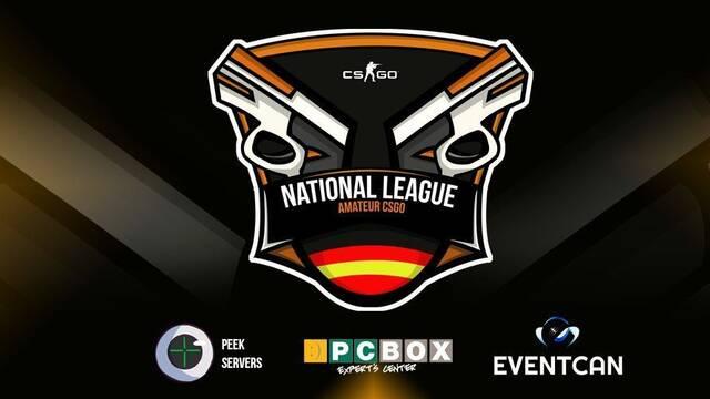 National League, la competición de CS:GO para equipos amateur más grande de España