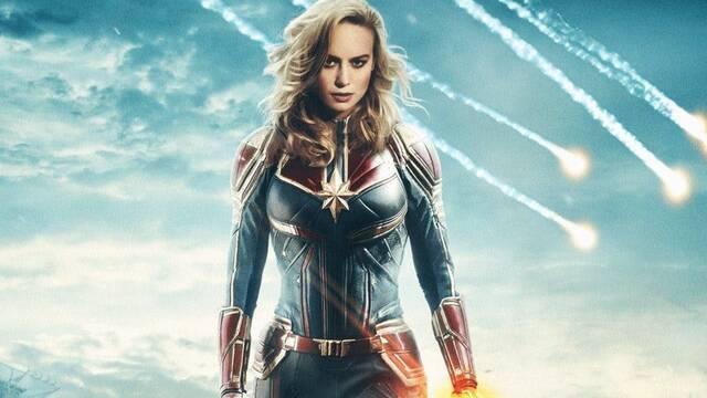 Capitana Marvel muestra todo su poder en un nuevo tráiler