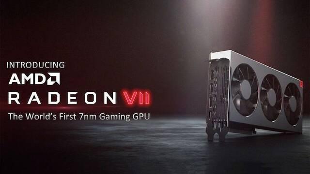 CES 2019: AMD anuncia Radeon VII, la rival de la RTX 2080 por 699$