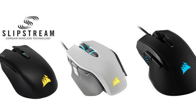 CES 2019: Corsair apuesta por tres nuevos ratones para jugar