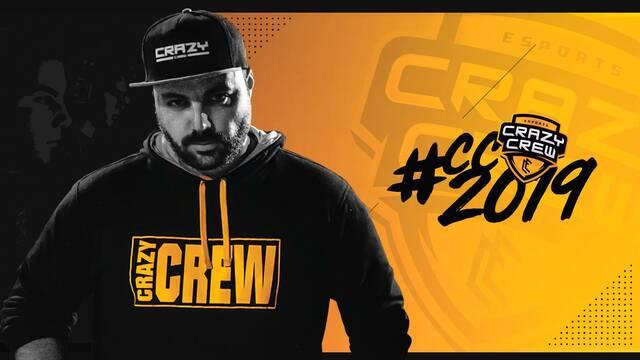 El youtuber Doctore Pollo presenta Crazy Crew, su equipo de esports