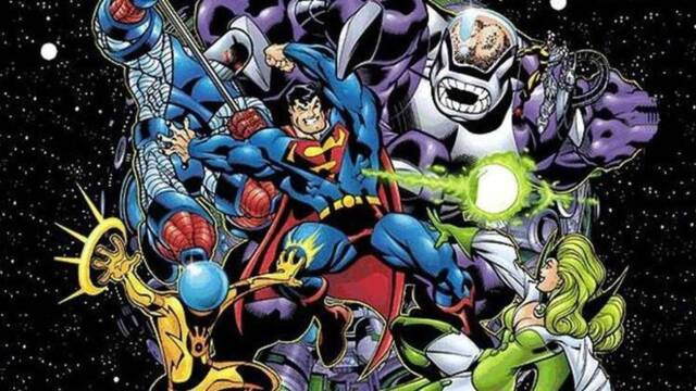 Anunciado el reparto de 'Justice League vs. The Fatal Five'