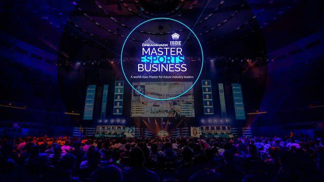 Comienza el segundo Máster Esports Business ISDE-DREAMHACK