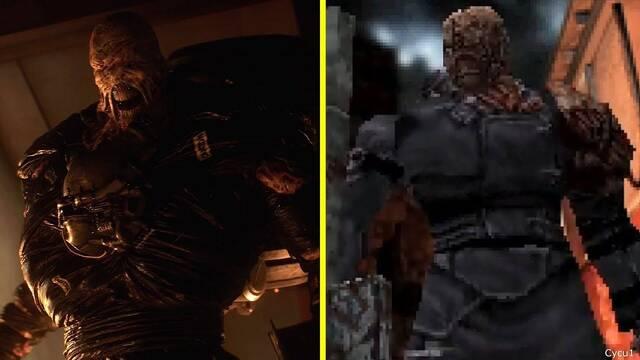 Comparativa gráfica: Resident Evil 3 Remake VS. Resident Evil 3