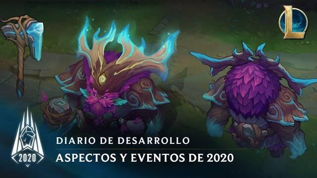League of Legends tendrá unas 120 nuevas skins en 2020