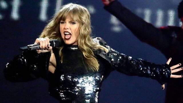 El documental de Taylor Swift debuta en Netflix el 31 de enero