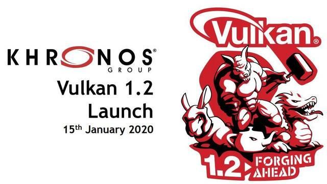Ya está aquí la API Vulkan 1.2