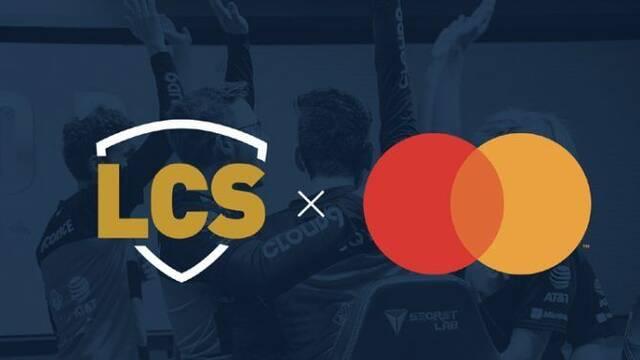 """Mastercard será el patrocinador del """"Jugador de la semana"""" de la LCS"""