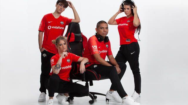 Nike cierra un acuerdo de patrocinio con Vodafone Giants