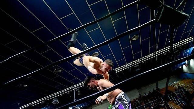 Carlos Ruiz, A-Kid, es el primer español en la WWE