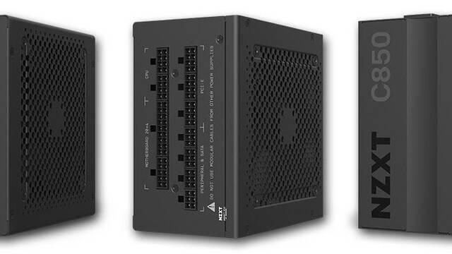 NZXT presenta sus nuevas fuentes de alimentación ATX: Serie C