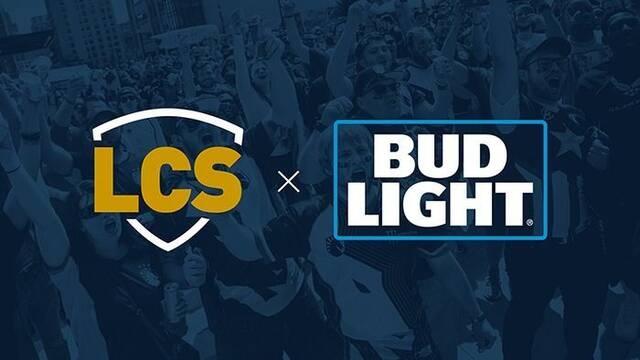 Riot cierra un acuerdo con la marca de cerveza Bud Light para la LCS