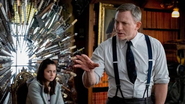 Daniel Craig: Muy dispuesto a estar en la secuela de Puñales por la espalda