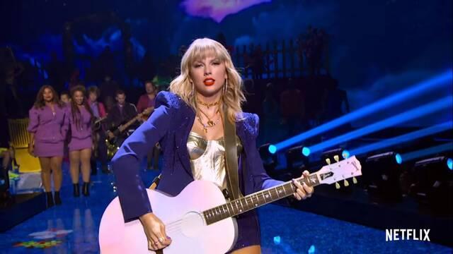 Miss Americana: Taylor Swift abre su alma en el tráiler de su documental