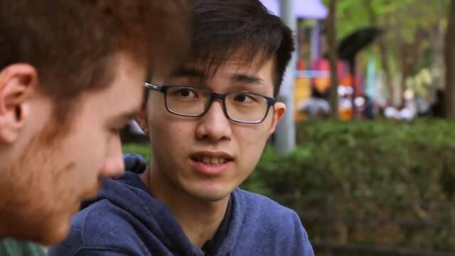 Blitzchung dejó de ir a la Universidad tras su polémica 'Liberar Hong Kong'