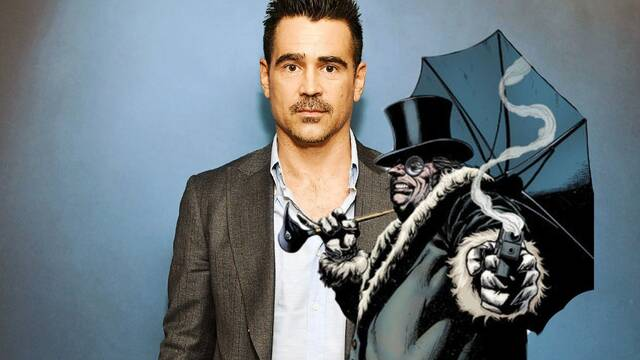 Batman será 'realmente hermosa y oscura', según Colin Farrell