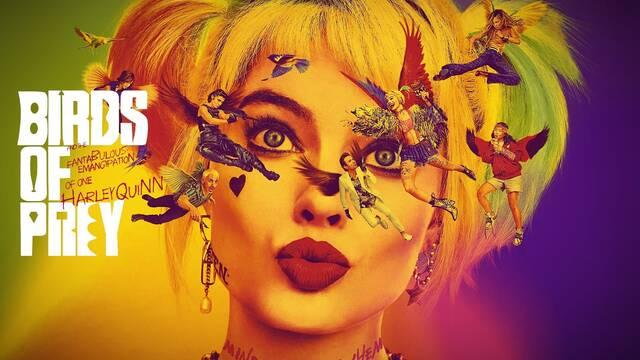 Birds of Prey y su enfoque femenino: 'Es el punto de vista de Harley'