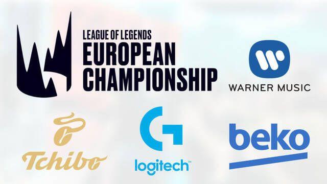 La LEC ha alcanzado acuerdos de patrocinio con Warner Music, Logitech, Beko y Tchibo
