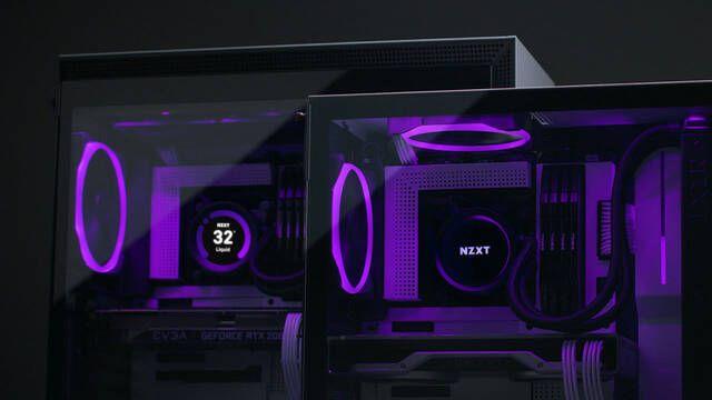 Kraken Z-3, el sistema de refrigeración líquida de NZXT con pantalla LCD personalizable