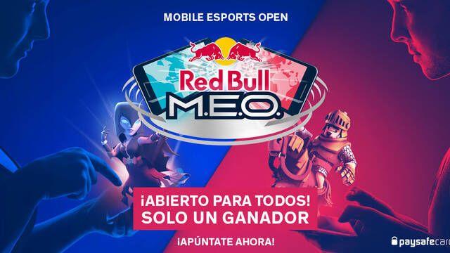 Madrid acogerá las finales de  Red Bull M.E.O. con Hearthstone, Clash Royale y Brawl Stars