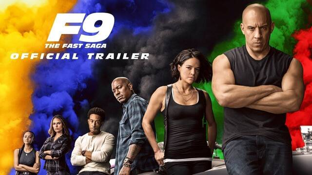 Fast & Furious 9 se muestra en su primer y espectacular tráiler