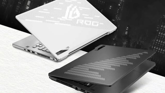 """CES 2020: ASUS ROG muestra el Zephyrus G14, su portátil de 14""""  con una RTX 2060"""