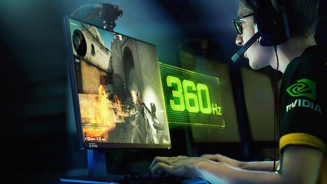 CES 2020: NVIDIA anuncia los nuevos monitores para jugar con G-Sync y 360 Hz