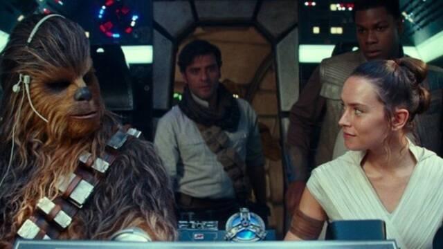 Star Wars: El actor de Chewbacca revela qué le dijo a Rey