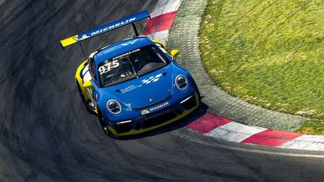 MSi eSports vuelve a vencer en la NEO Endurance Series