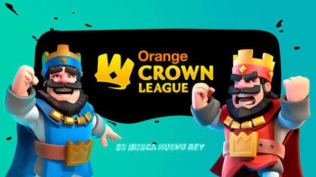 Orange Crown League, la nueva liga de Clash Royale de la LVP