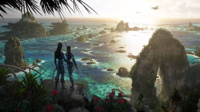 Avatar 2: Se muestran sus tropicales paisajes en nuevas ilustraciones