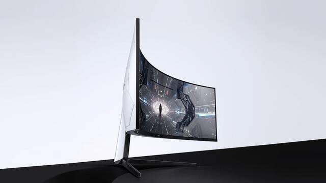 CES 2020: Así es el Odyssey G9, el monitor ultrapanorámico más bestia de Samsung