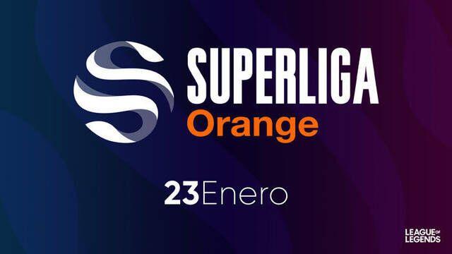LVP presenta la nueva imagen de la Superliga Orange de League of Legends