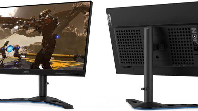 CES 2020: Lenovo Legion Y25-25, un monitor para jugar a 1080p y 240 Hz