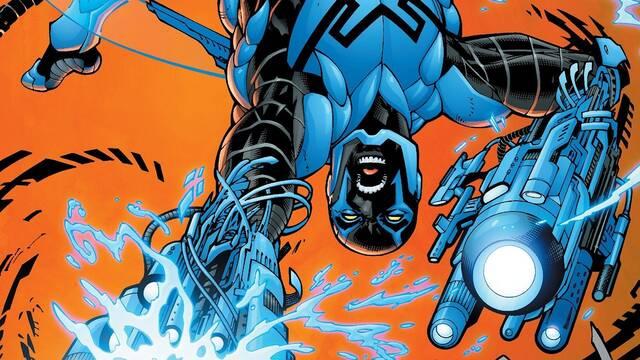 DC: Blue Beetle podría recibir su propia serie en HBO Max