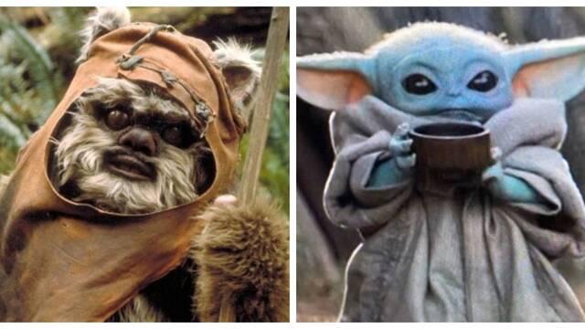 Star Wars: 'Los ewoks son más adorables que Baby Yoda', dice Warwick Davis