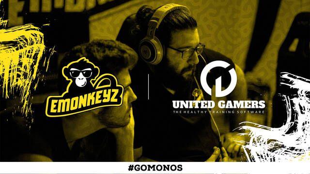 eMonkeyz Club se alía con United Gamers para incorporar nuevas herramientas a los esports