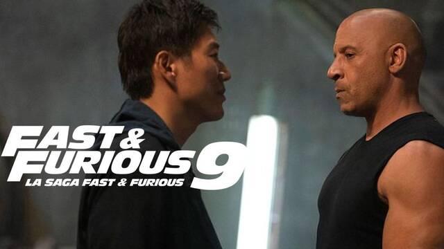Fast 9: Toretto y Han protagonistas de las nuevas imágenes
