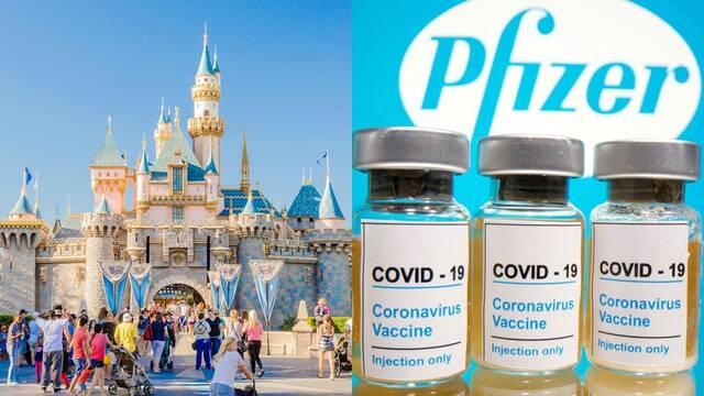 Disneyland ayudará en la distribución de la vacuna del coronavirus