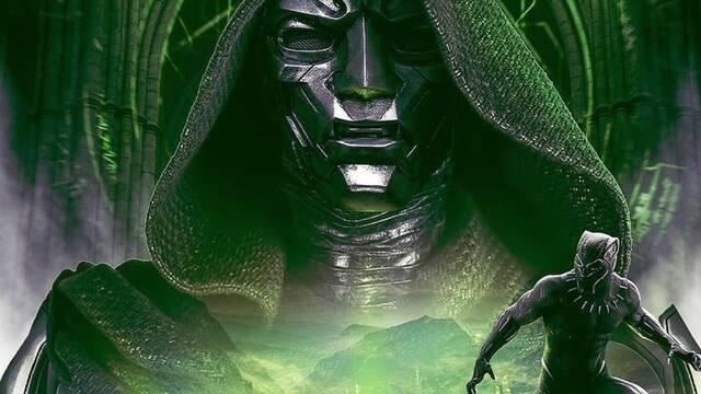 Black Panther 2: Nuevo fanart imagina un cara a cara con Dr. Doom y Namor