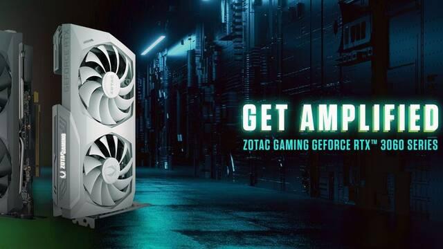 CES 2021: Zotac anuncia sus tres modelos de la nueva GeForce RTX 3060