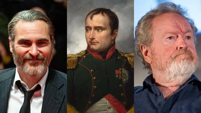 Apple se queda con el biopic de Napoleón de Ridley Scott y Joaquin Phoenix