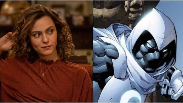 Moon Knight: May Calamawy estará con Oscar Isaac en el reparto