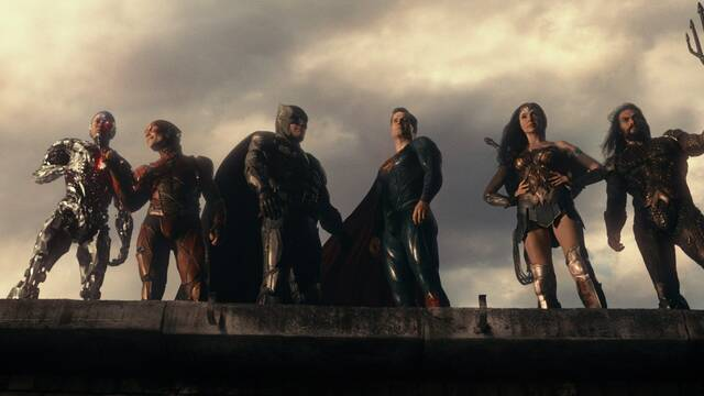 Justice League: El 'Snyder Cut' no tendrá escena postcréditos