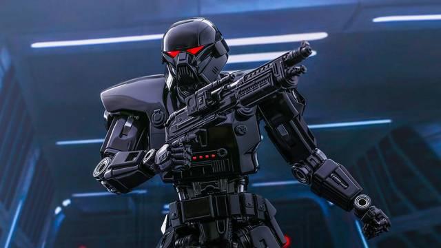The Mandalorian: Hot Toys presenta su figura del Dark Trooper